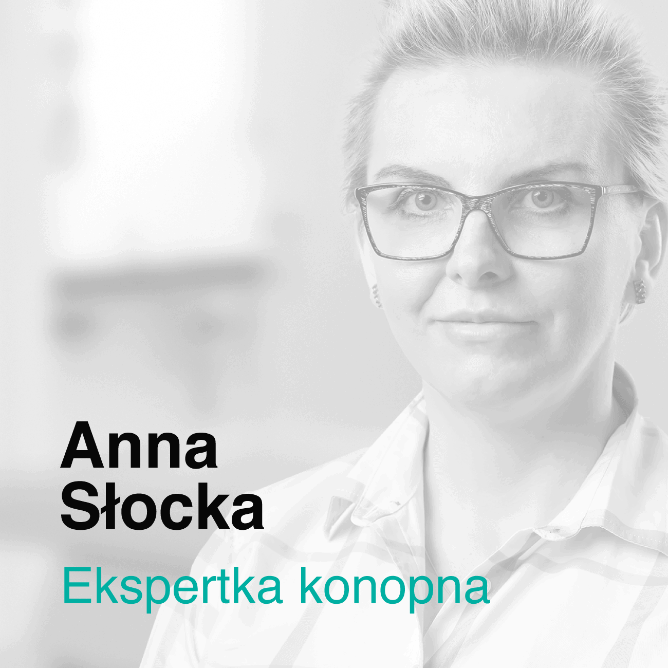 Anna Słocka Medicana - ekspertka konopna