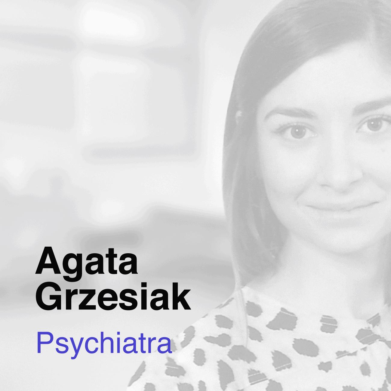 Agata Grzesiak, lekarka psychiatra, Medicana