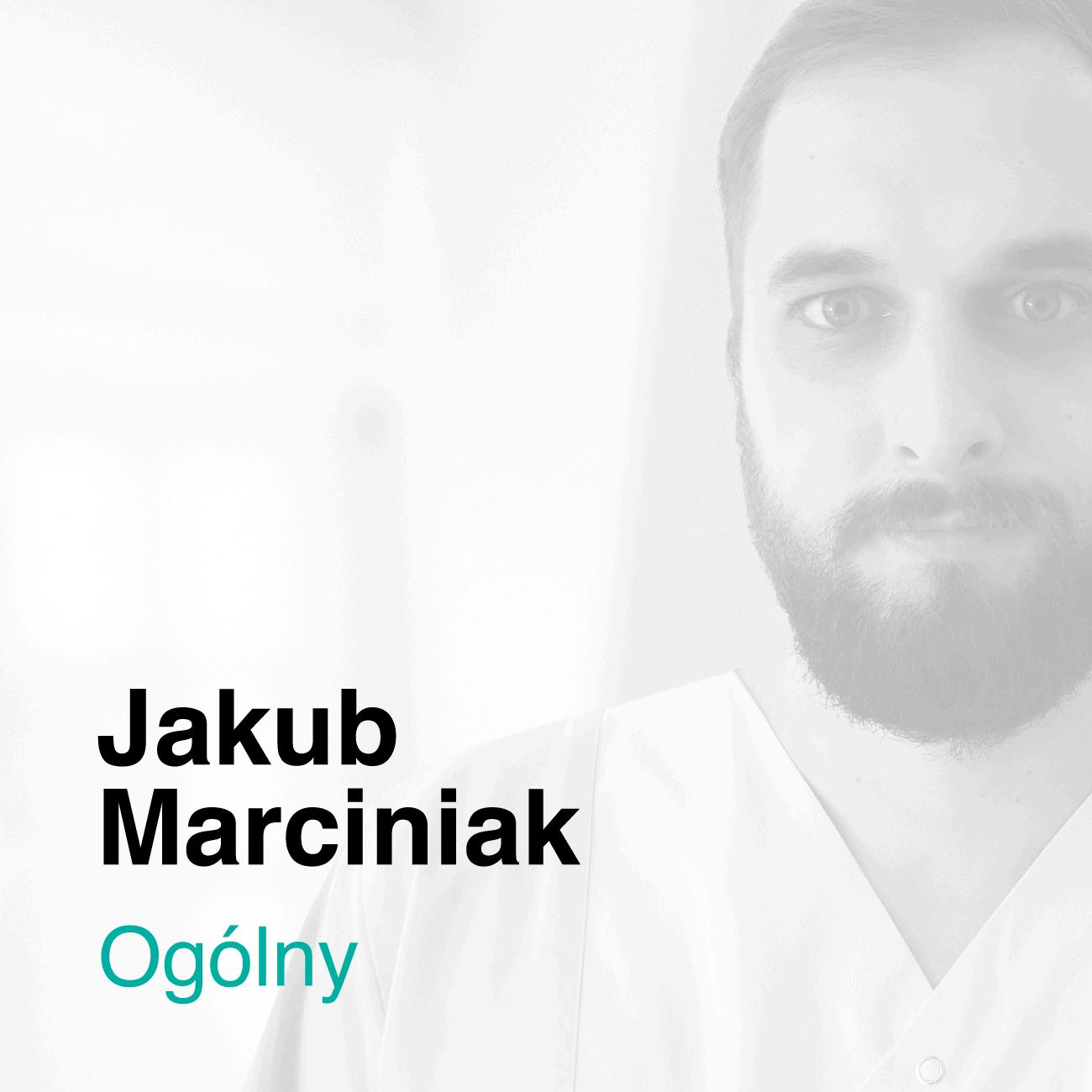Jakub Marciniak, lekarz ogólny, Medicana