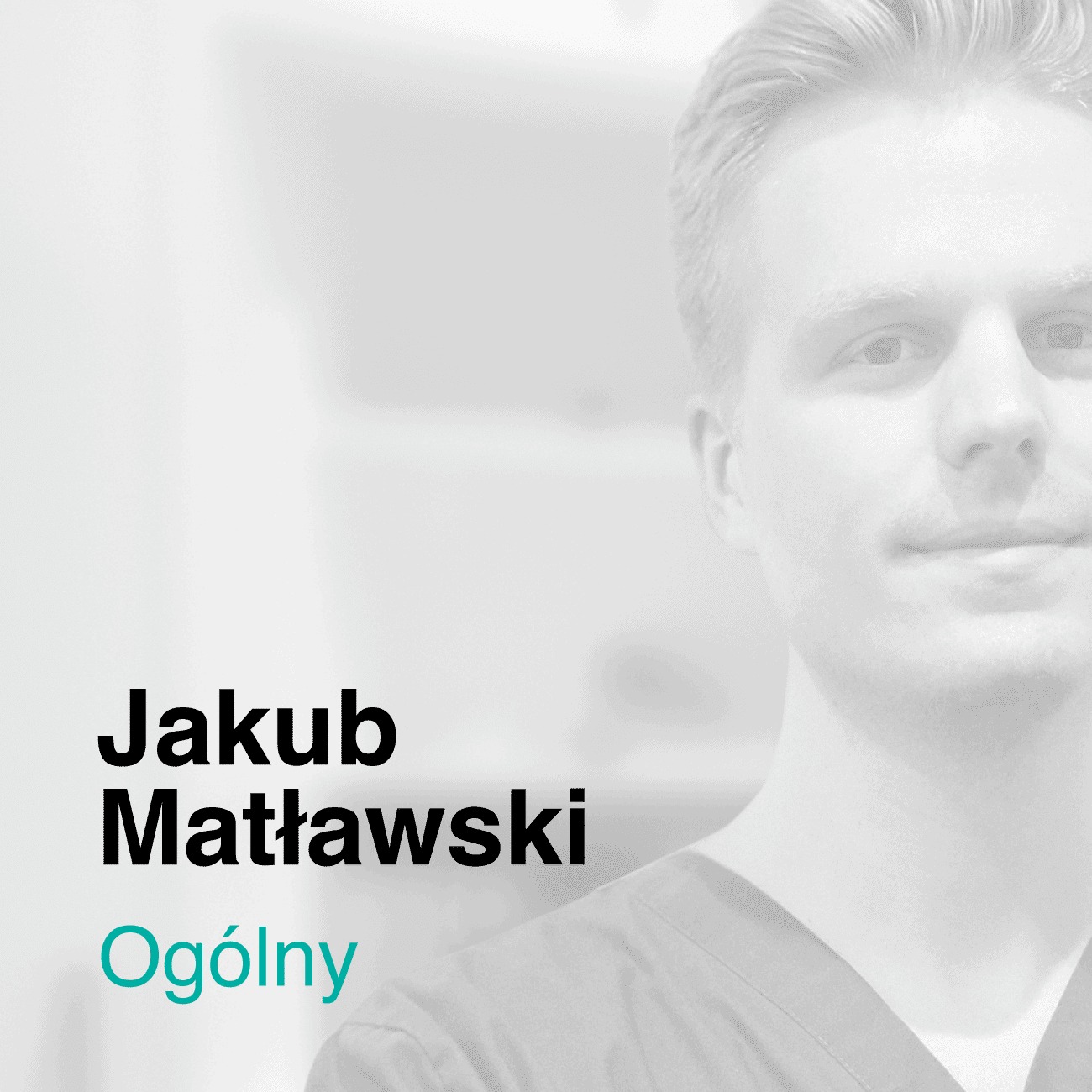 Jakub Matławski, lekarz ogólny Medicana