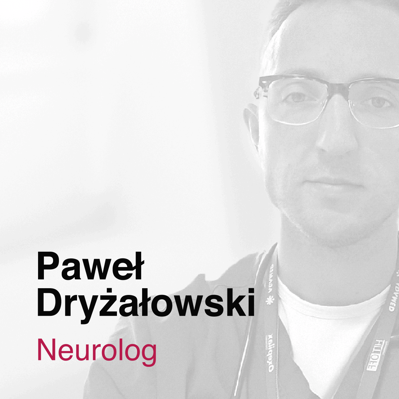 Jakub Matławski, lekarz neurolog Medicana