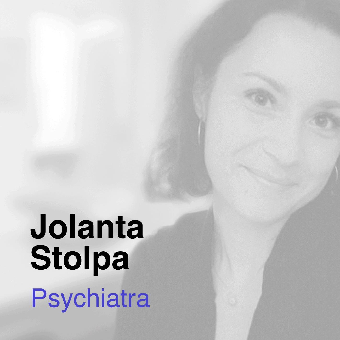 Jolanta Stolpa Psychiatra